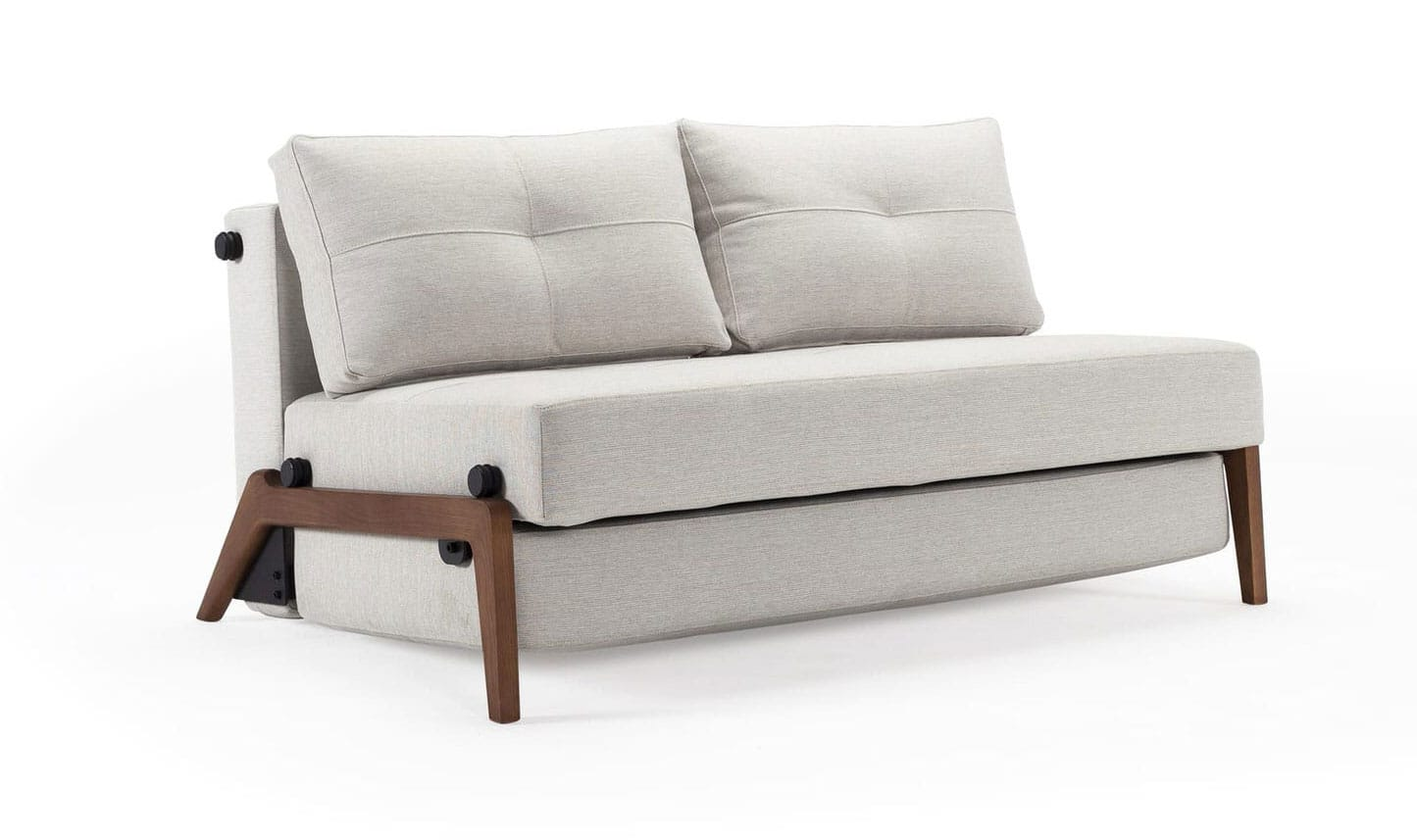 Cubed 02 Deluxe Sofa Full Size Mixed Dance Natural By Innovation