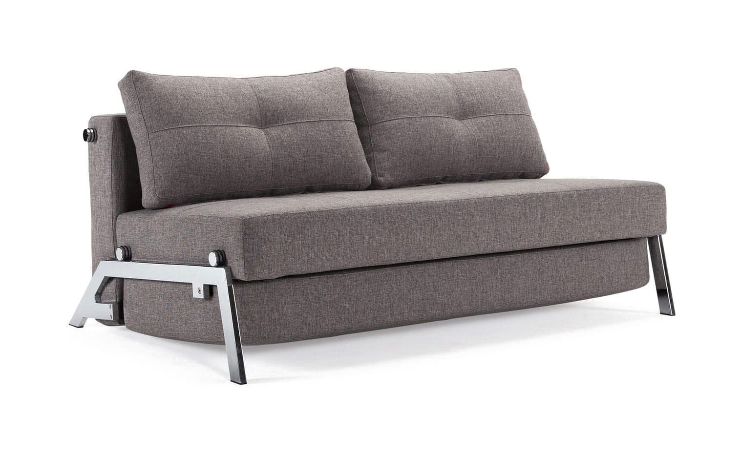 Cubed 02 Deluxe Sofa Queen Size Mixed Dance Gray By Innovation