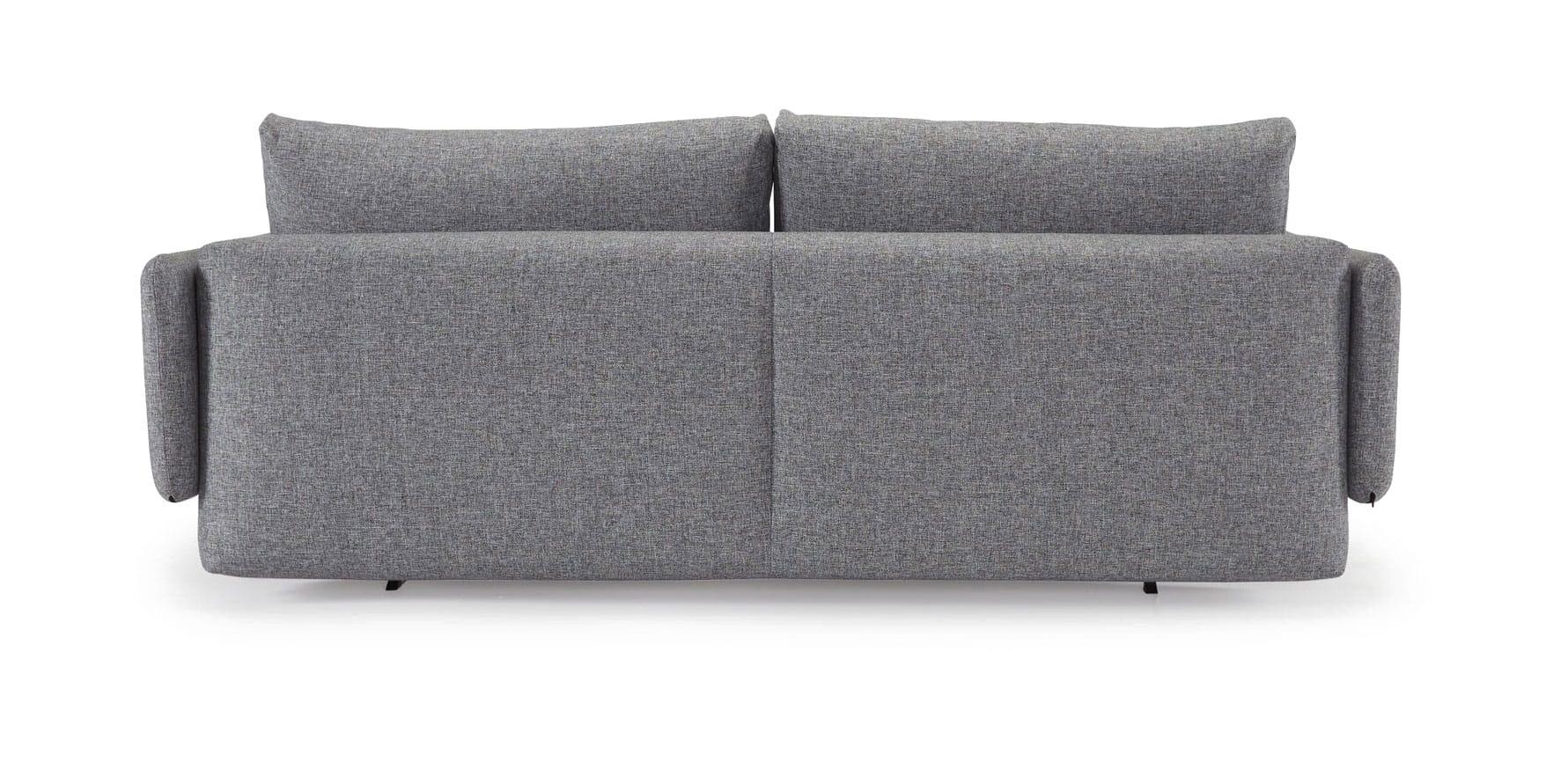 Super Frode Sofa W Walnut Arms Twist Granite By Innovation Inzonedesignstudio Interior Chair Design Inzonedesignstudiocom