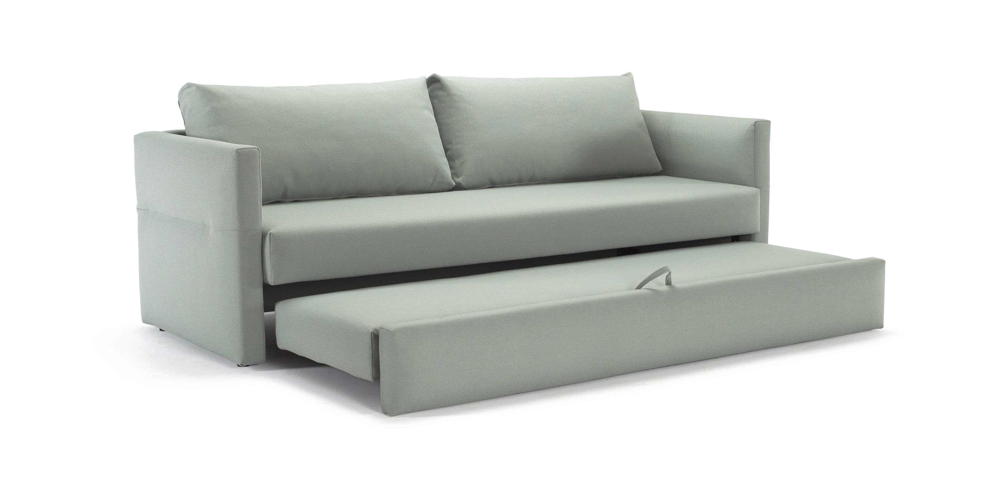 Toke Sofa Bed Full Size Coastal Nordic Sky By Innovation