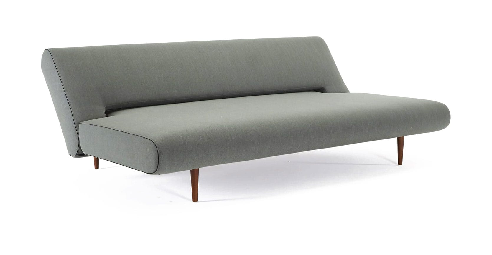 Unfurl Lounger Sofa Bed Full Size Elegance Green By Innovation